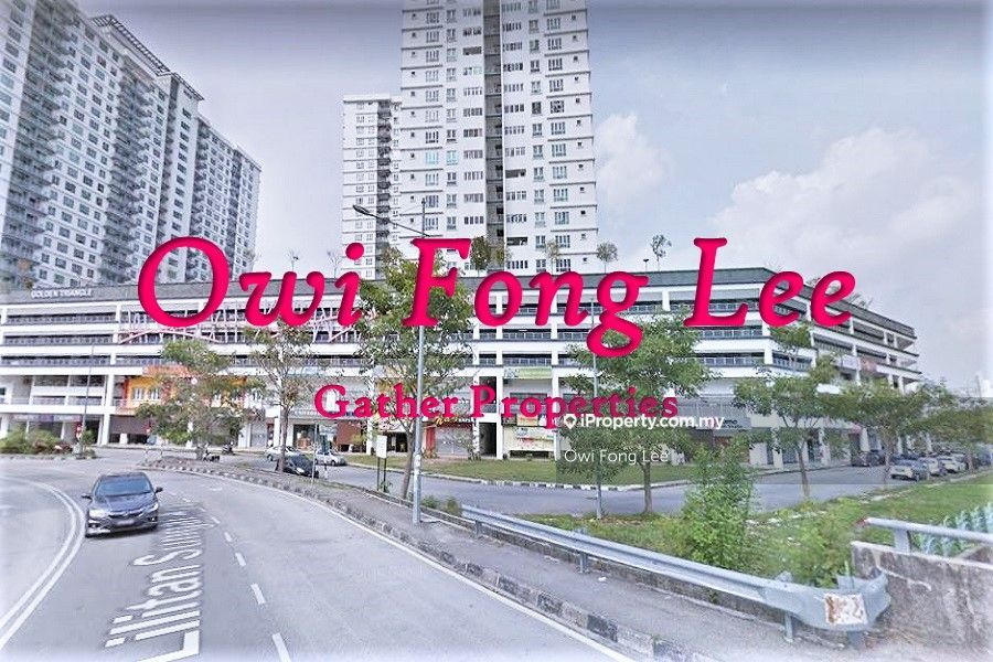 Golden Triangle 2-Stry Commercial [VALUE INVEST], Bayan Lepas