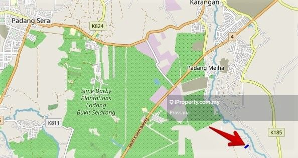 Padang Meha, Kulim