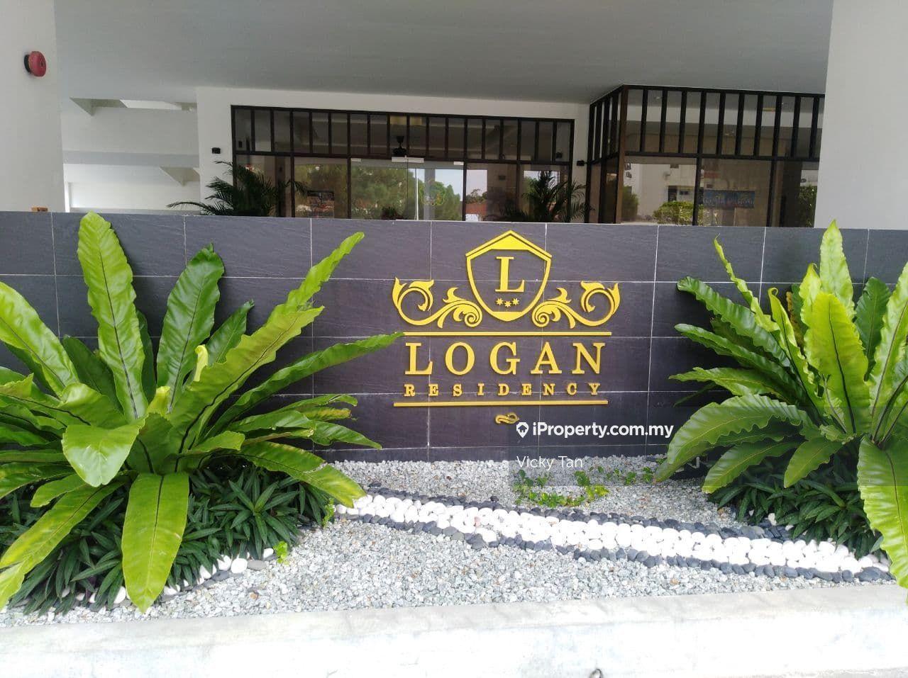 Logan Residency (Logan Mansion), Georgetown