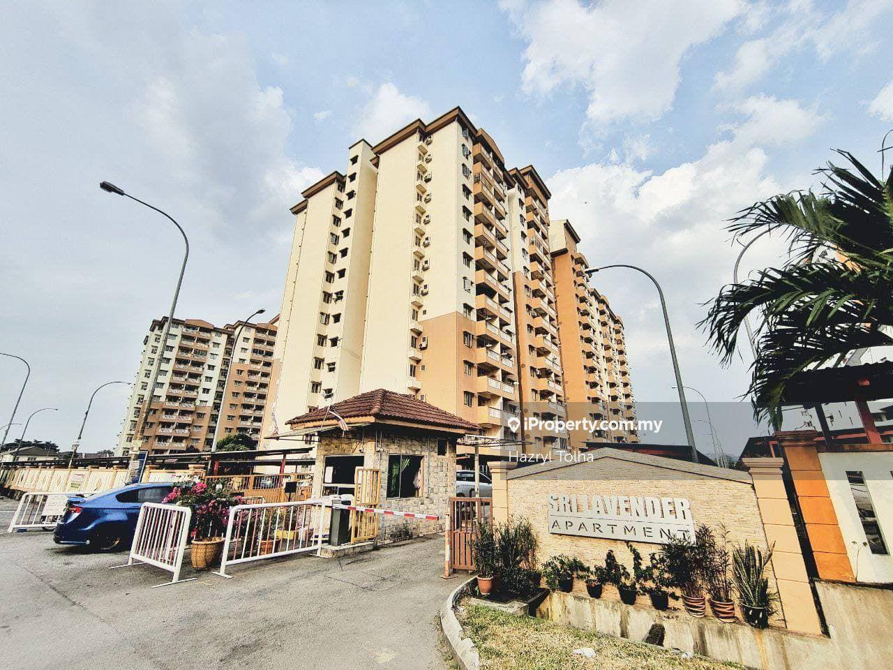 Sri Lavender Apartment, Kajang