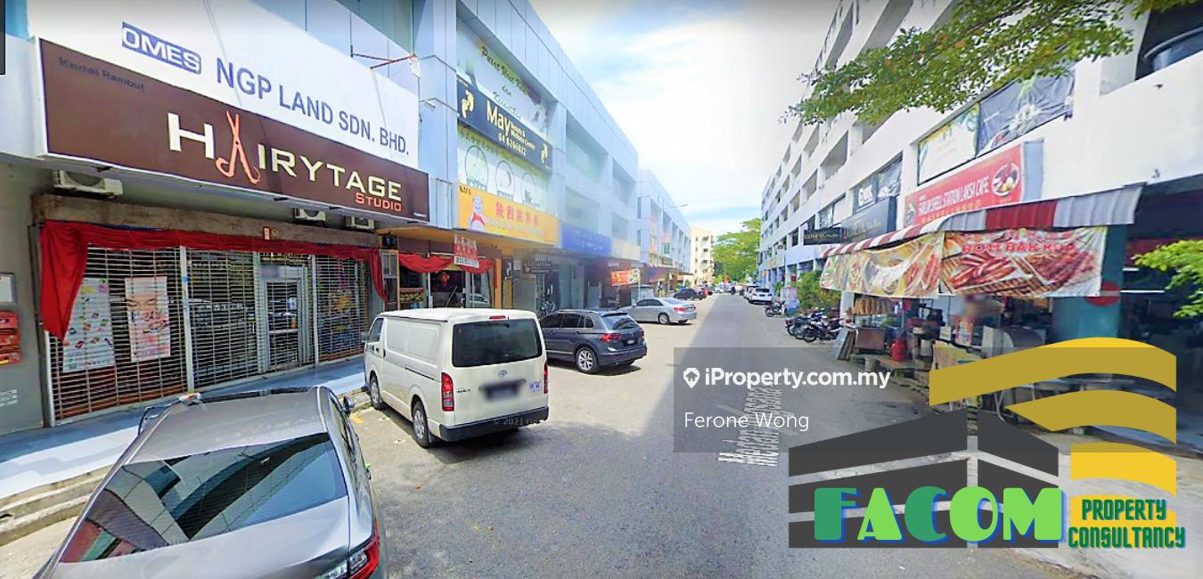 Shop Lot @ Farlim Business Centre, Ayer Itam