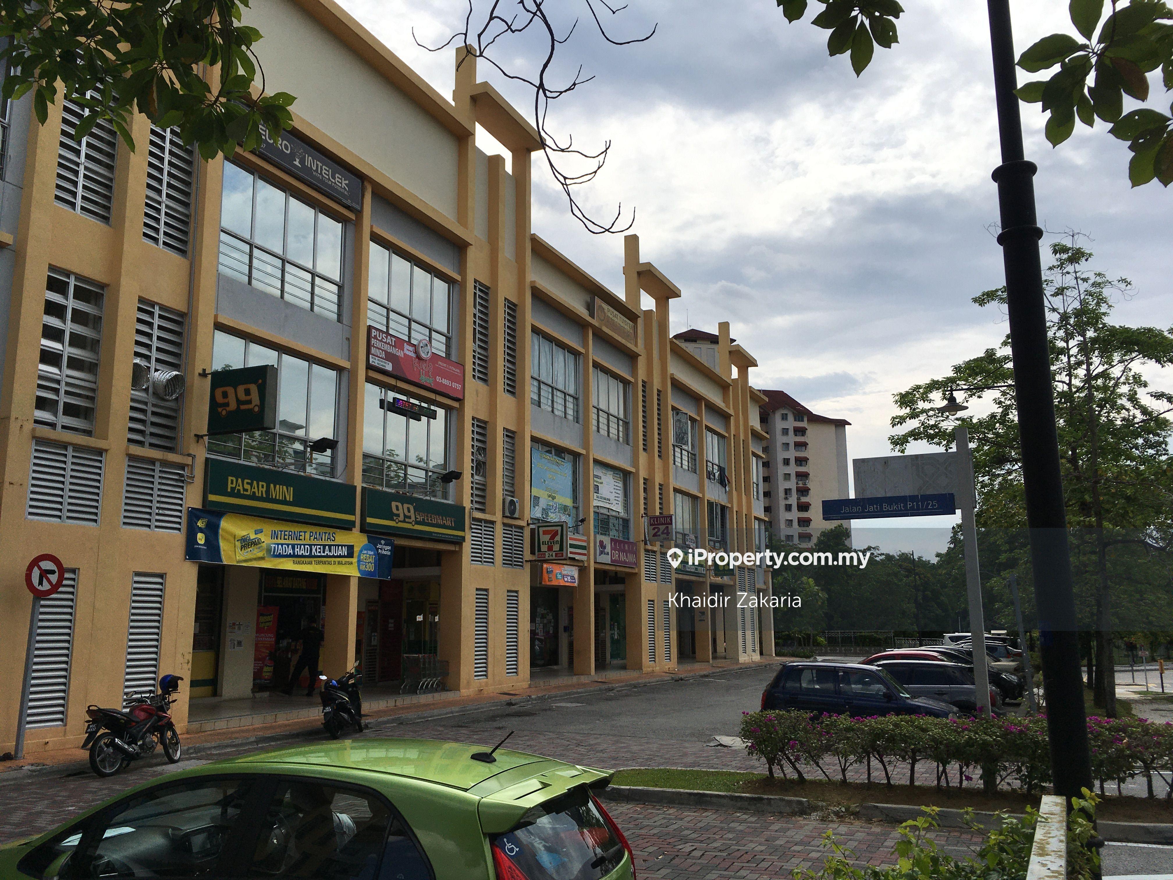 Presint 11 Commercial Property, Putrajaya