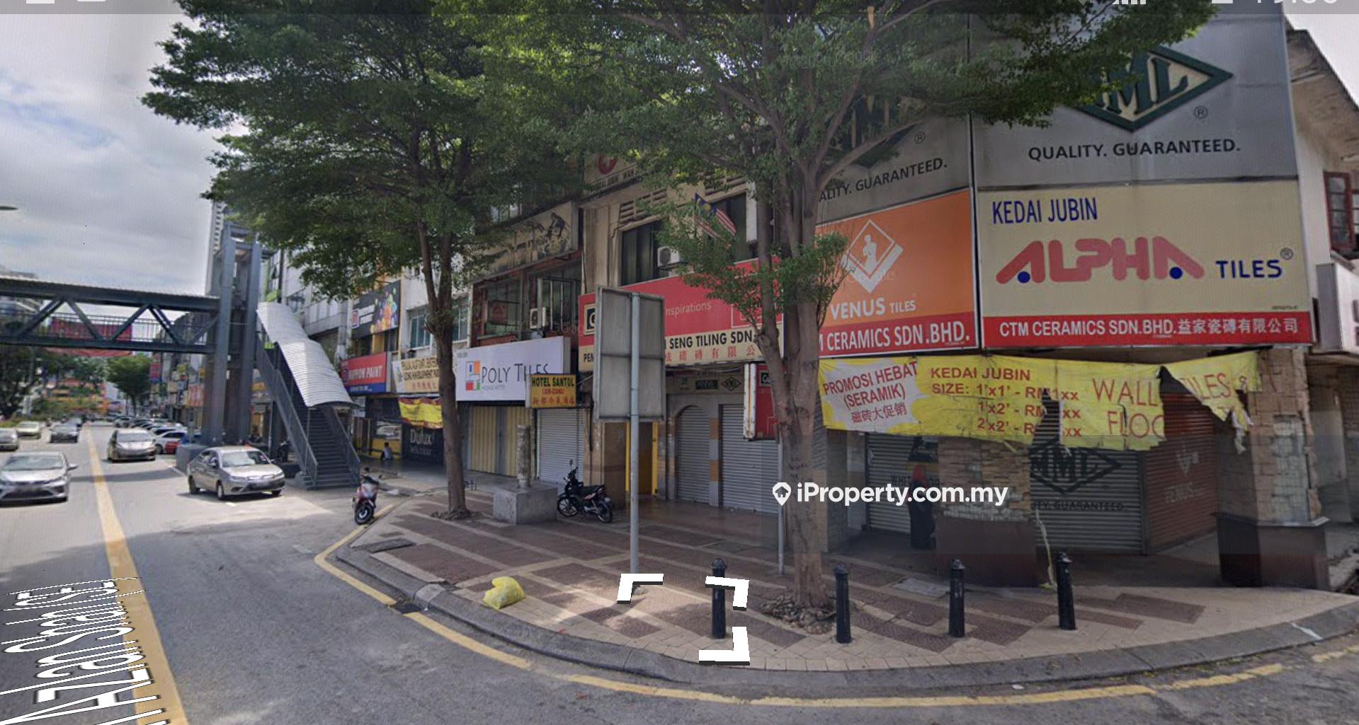 Jalan Ipoh Mainroad Corner, Taman Golden, Jalan Ipoh