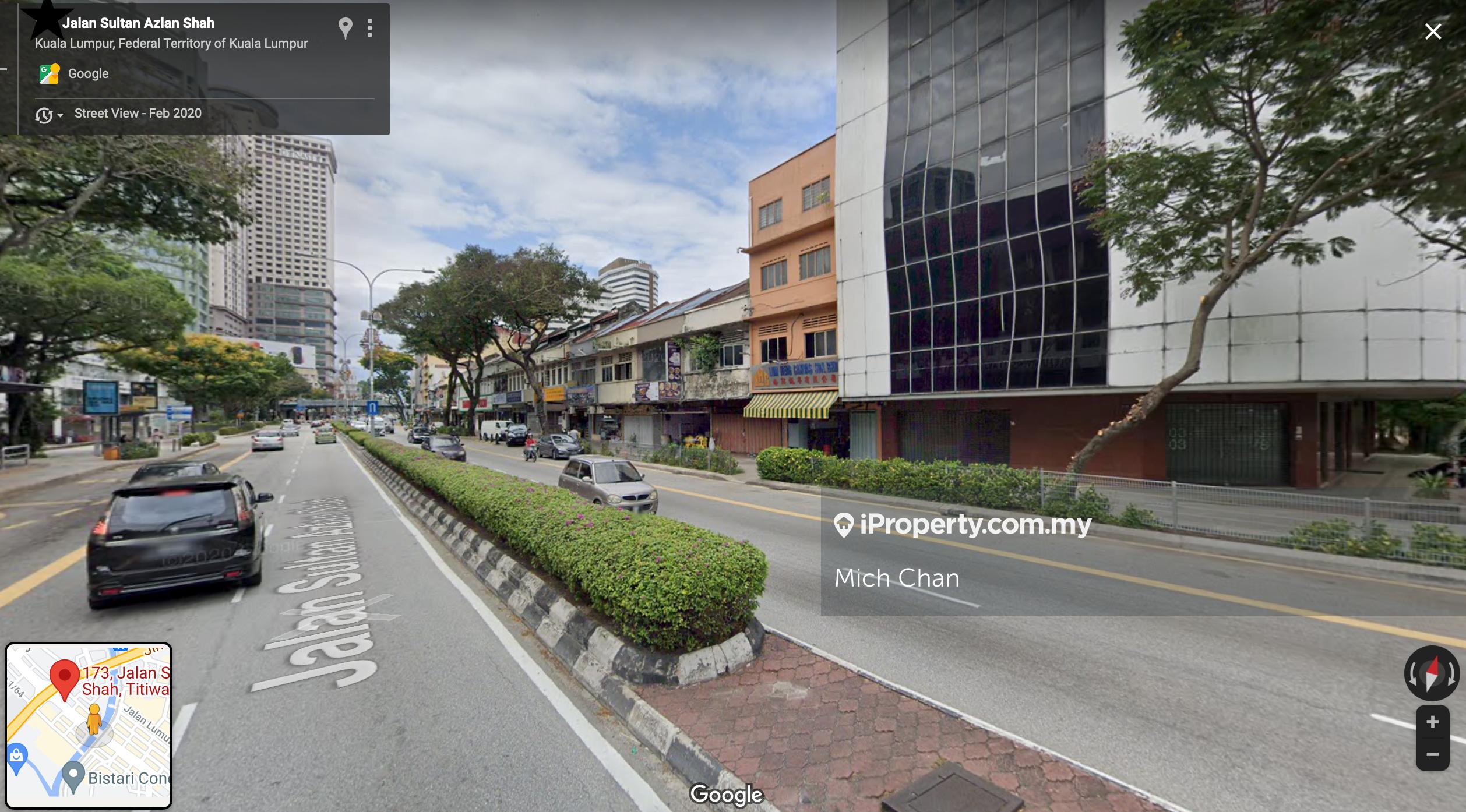 Jalan Ipoh - TWO adjoining lots of 4-storey shophouses, Jalan Ipoh
