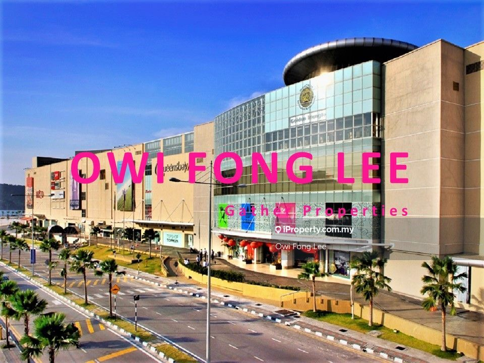 Queensbay Mall Ground Floor Good Invest Unit Higher ROI Highly Visible, Bayan Lepas