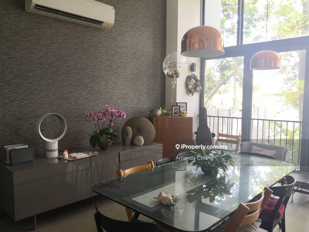 The Mansions, Desa Parkcity, Kepong