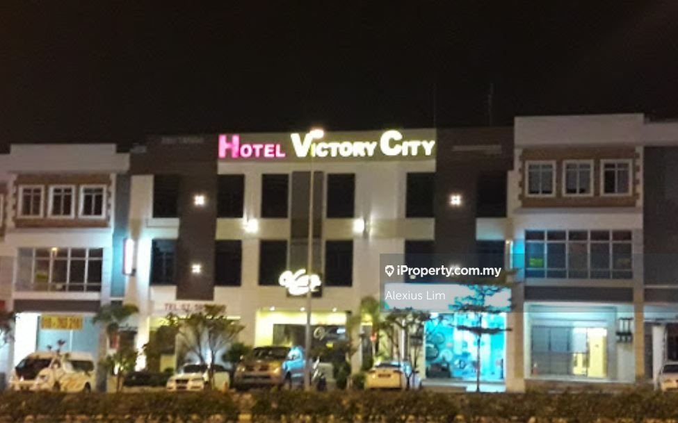 VICTORY CITY HOTEL, TAMAN NUSA SENTRAL, Iskandar Puteri (Nusajaya)