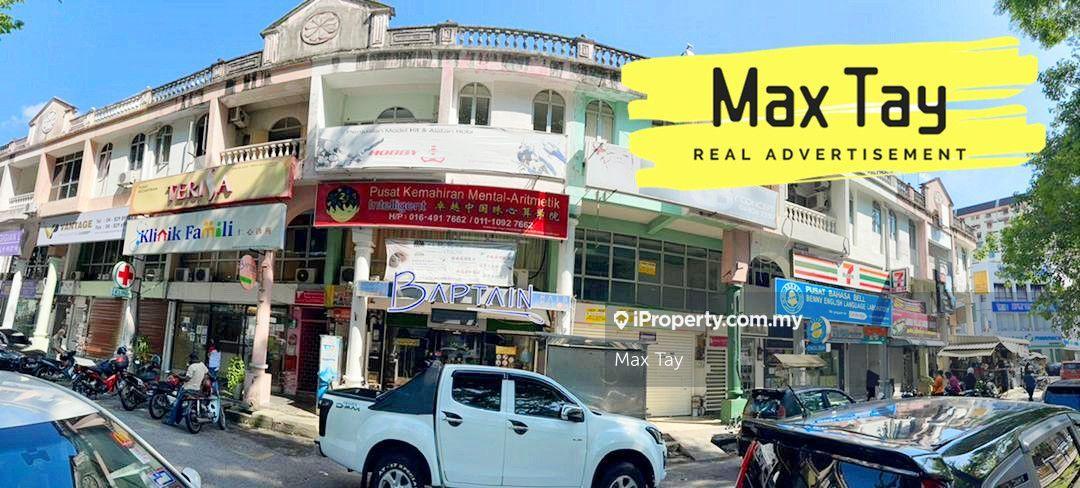 Jalan Angsana 3 Storey Commercial Shoplot Facing Main Road Farlim, Farlim, Ayer Itam