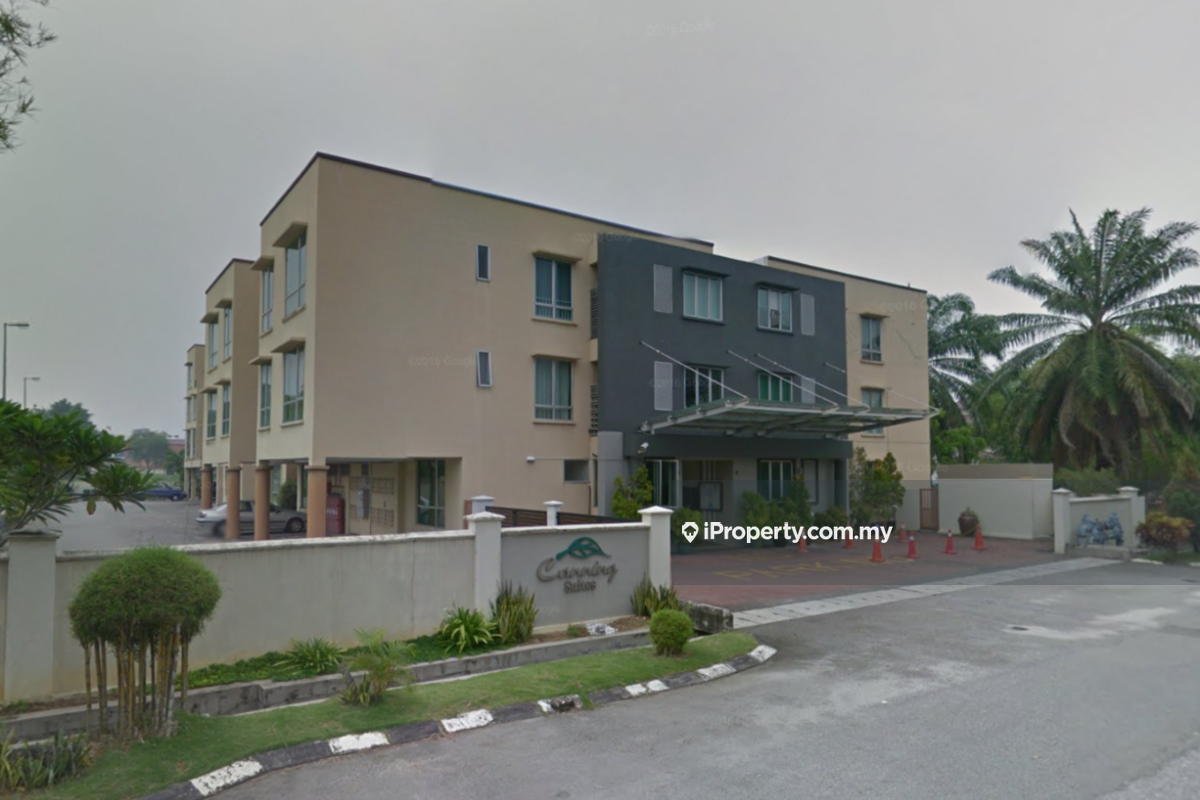Canning Suites, Taman Canning, Ipoh