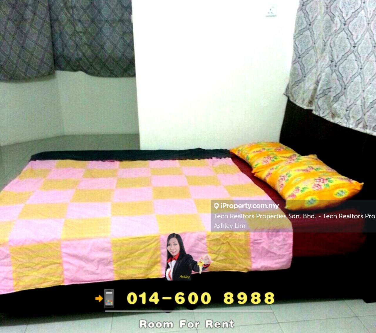 Room with Private Bathroom, Jalan Song Ban Kheng, Bukit Mertajam