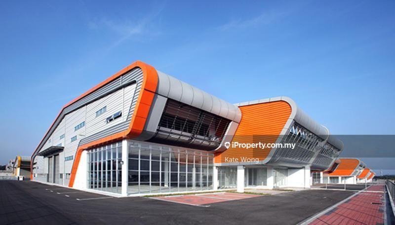 Nusajaya Semi Detached Factory For Sale  18,000 (18K) SQFT ,Johor Bahru, Iskandar Puteri (Nusajaya) , Johor Bahru, Iskandar Puteri (Nusajaya)