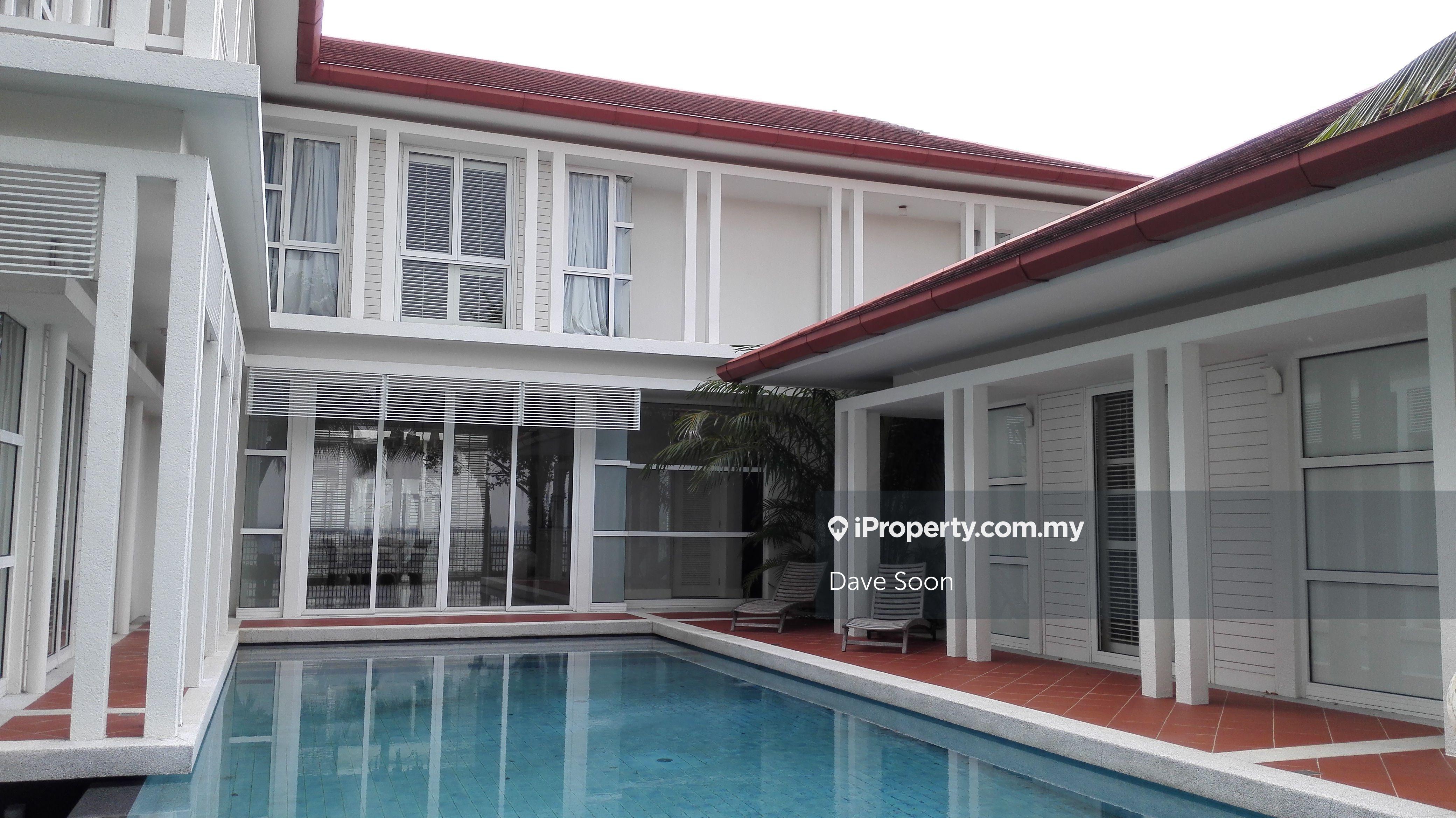 Bungalow Martinique at E&O Seri Tanjung Pinang , Tanjong Tokong