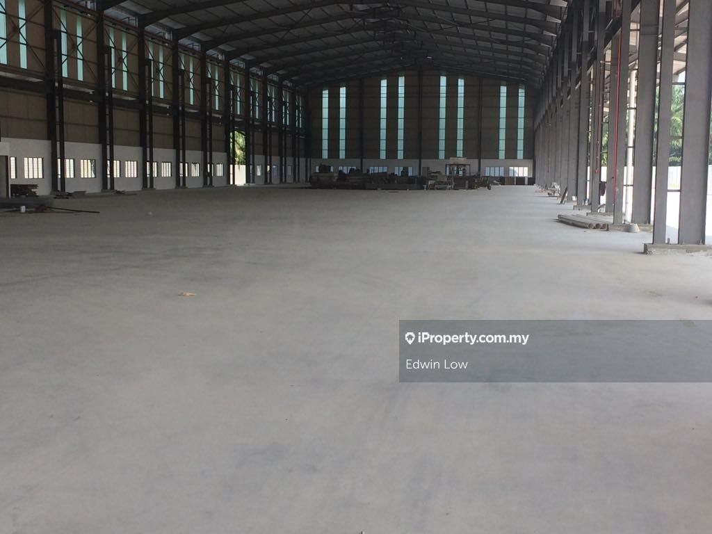 Telok panglima garang Jenjarom Warehouse Factory Industrial Park, Telok Panglima Garang, Jenjarom