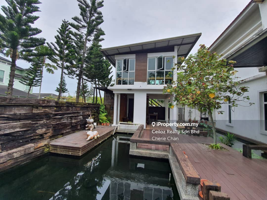 Casa Almyra SemiD Corner, Perling, Tmn Laguna, Perling