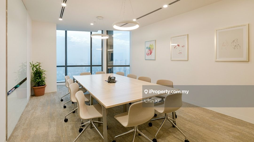 Fitted Corporate Office with 10.50.100.200.300 Workstations.Petaling Jaya.Bangsar. TRX, Section 13, Petaling Jaya