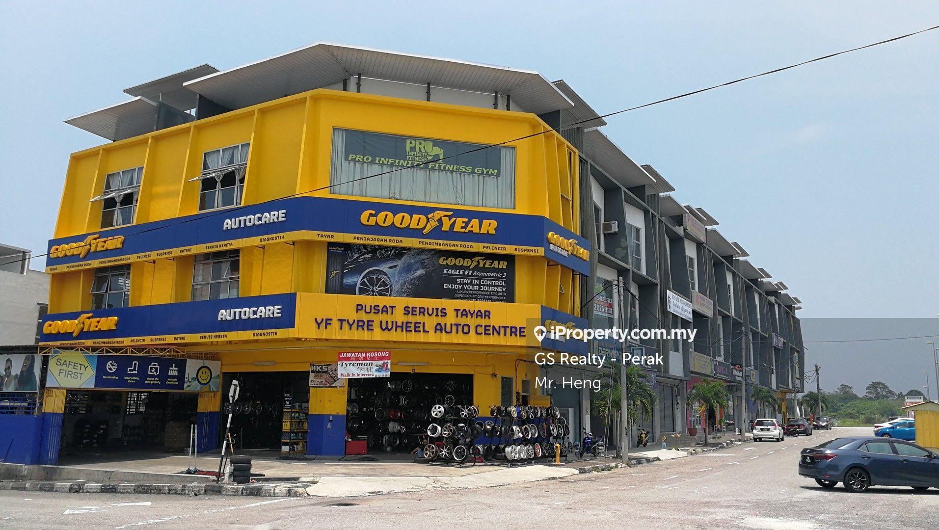 Klebang main road, Chemor