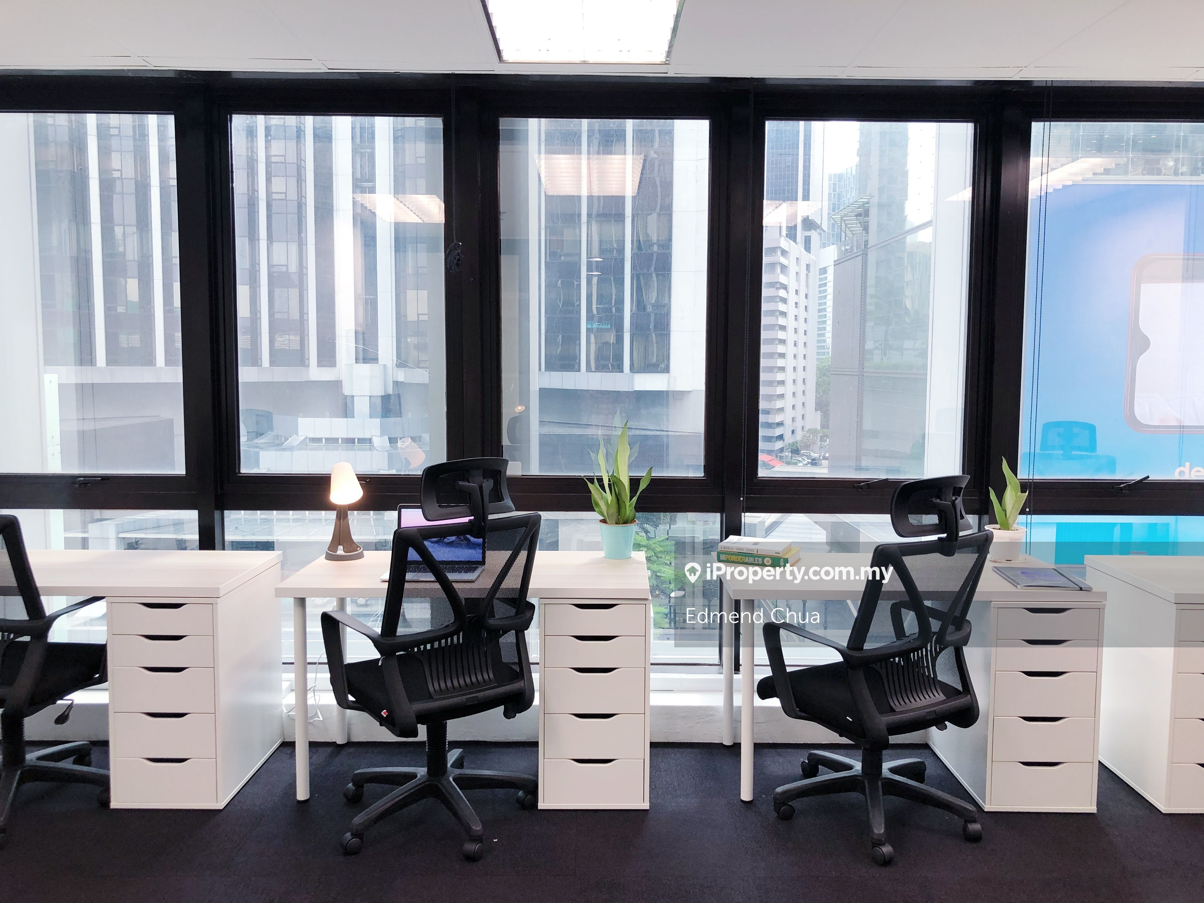 Fahrenheit 88 Serviced Office, KL City Centre, Bukit Bintang