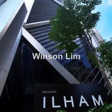 Menara Ilham Tower, city centre, City Centre