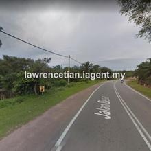 Jalan Besar Ayer Hitam Renggam Land, Ayer Hitam