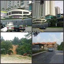 Kerinchi Bangsar Land, Kampung Kerinchi (Bangsar South)