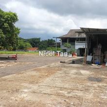 Jalan Besar Valdor ,Simpang Ampat , Jawi