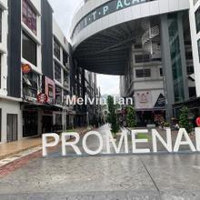 The Promenade 2 Storey Shoplot ,3,085 sq.ft Sell With Tenancy, Bayan Baru