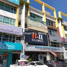 Ukay Boulevard Taman Melawati, Ulu Klang, Taman Melawati