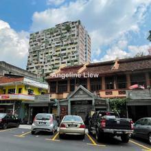 Jalan Tengkat Tong Shin, Bukit Bintang
