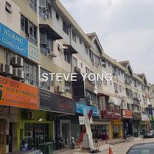 Metro Perdana Timur, Main Road, Kepong