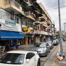 Jalan Padang Belia, Jalan Sultan Abdul Samad, Brickfields