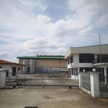 Factory Jalan keluli, Pasir Gudang , Pasir Gudang