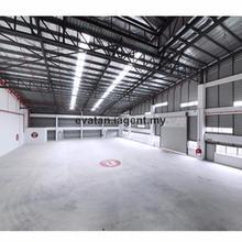 Nusajaya Semi-D Factory for Rent, Johor Bahru, Iskandar Puteri (Nusajaya)