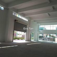 Silc, Nusajaya Double Storey Semi-D Factory for Rent, Johor Bahru, Iskandar Puteri (Nusajaya)