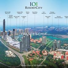IOI CITY TOWER,IOI CITY PUTRAJAYA, Puchong South