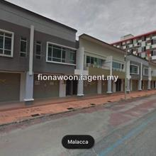 Kompleks Perniaggan Kota SyahBandar,, Kota Laksamana, Melaka Tengah