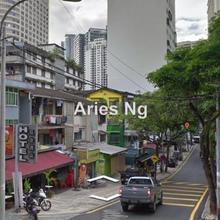 Changkat Bukit Bintang, Jalan Berangan, Jalan Alor, Bukit Bintang