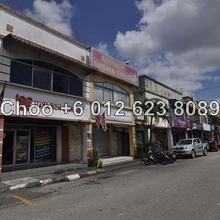Facing main road Taman Tasik Utama Shop, Taman Tasik Utama, MITC, Waterland, Toll, Ayer Keroh