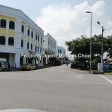 Pusat niaga bukit baru shop, Bukit Baru