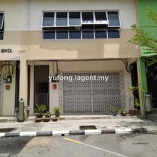 upstair shop at Taman Tasik Utama, MITC, Ayer Keroh