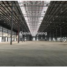 Logistics Warehouse, Ulu Klang Free Trade Zone @ Ampang, Kuala Lumpur, Ampang