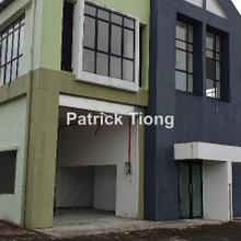 Semi-Detached Warehouse/factory for rent, 8th Mile, Penrissen Road Kota Sentosa, Kuching