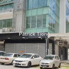 Xtra Large Corner Shop for Rent at Travillion, Kuching