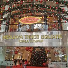 berjaya times square, Kuala Lumpur, Bukit Bintang