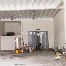 Johor Pasar Borong Pandan Purnama Area Warehouse or Terrace Factory, Johor Bahru
