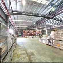Johor, Pasir Gudang Detached Warehouse, Pasir Gudang