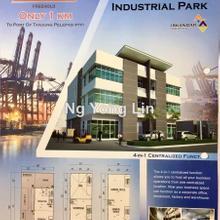 PTP 3S semi D factory, taman perindustrian tanjung pelepas, Gelang Patah