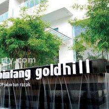 Menara Bintang Goldhill, Jalan Tun Razak, KL City