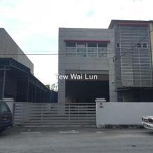 1-1/2 Storey Semi-D Factory at menglembu I-Park ,Ipoh, Ipoh
