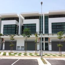 E-Boulevard Denai Alam Shah Alam, Shah Alam, Denai Alam