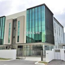 3 STOREY SEMI detached Factory Joint 2 units @ Industrial Business Park (IBP) SILC Nusajaya, SILC , Gelang Patah